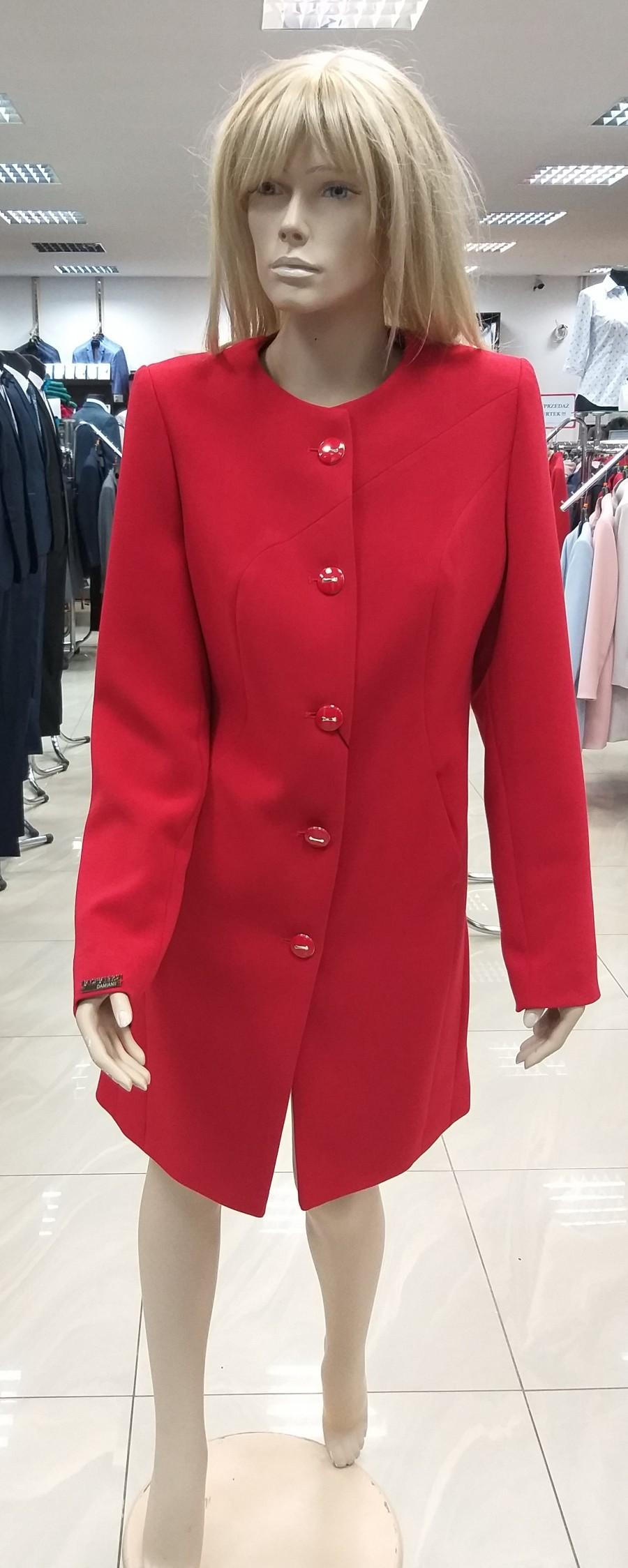 f97afcfebd465 Płaszcze wiosenne 2019 - Kolekcje - Adrianno-Damianii - Płaszcze, kurtki,  garnitury, sukienki, garsonki, garnitury ślubne, niskie ceny, producent.